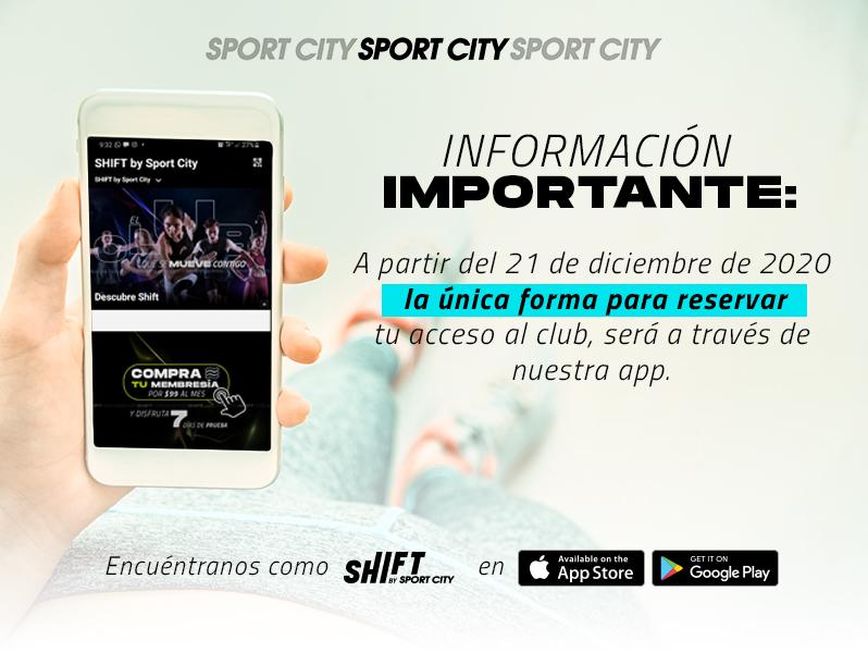 Sport City Contigo
